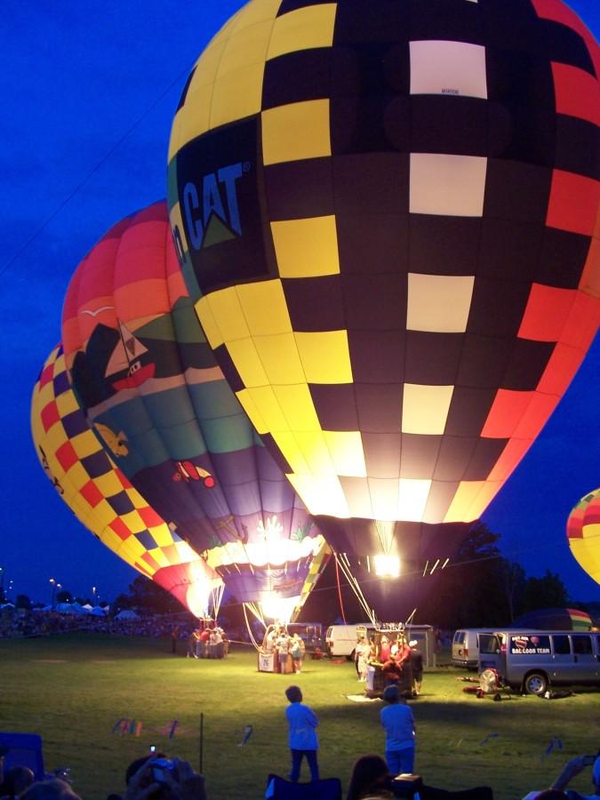 Howell Ballon Fest